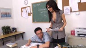 Diana et dane, une relation interdite entre prof et élève
