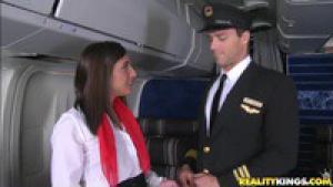 More of mischa brooks hostess of air