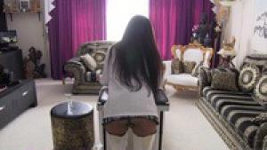 Un massage avec Kim avec une fin très chaude