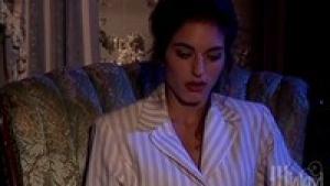 Peter North et Rebecca Lord dans un porno chic