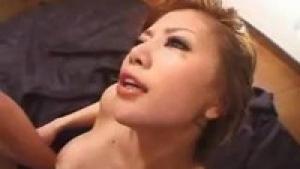 Femme fontaine japonaise