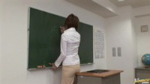 Hot Japanese teachers and lots of sex at  school