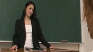 Kyoka Ishiguro Nasty Teacher Shows How To Make Creampie