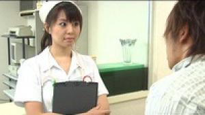 Arousing Asian babe Ai Takeuchi is one horny nurse